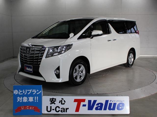 トヨタ 2.5X 8型ナビ 後席TV ETC LED 両電スラ