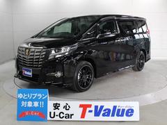 アルファード3.5SA タイプブラック 11型ナビ 後席TV ETC