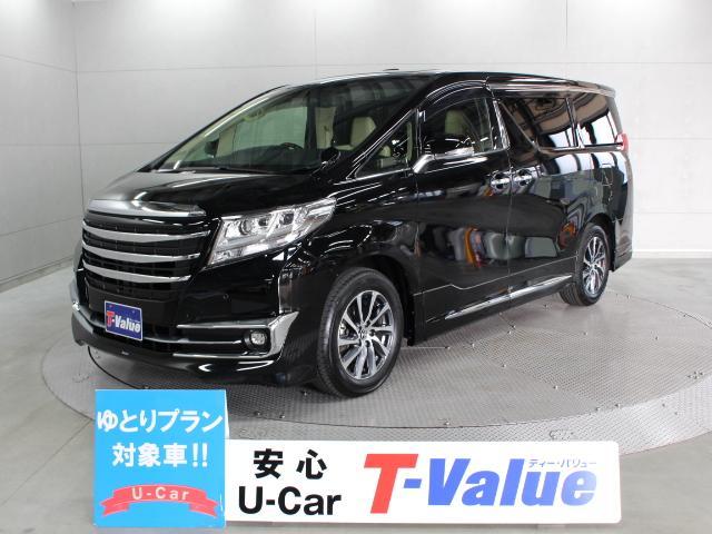 トヨタ 3.5GF 9型ナビ ETC エアロ ムーンルーフ 本革
