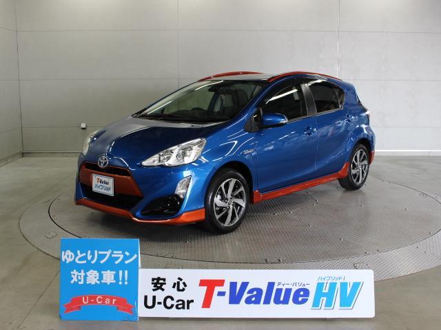 トヨタ X-アーバン T-ValueHV TSS-C