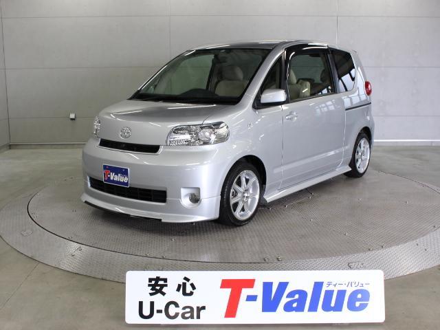 トヨタ 150i Cパッケージ SDナビ ETC エアロ