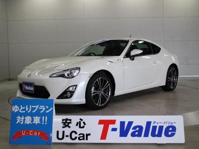 トヨタ GT SDナビ フルセグ Bモニター ETC HID