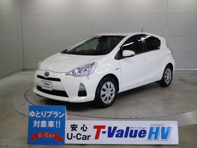 トヨタ S T-ValueHV ナビ Bモニター ETC
