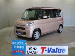 タントX SAIII 届出済未使用車 シートヒーター