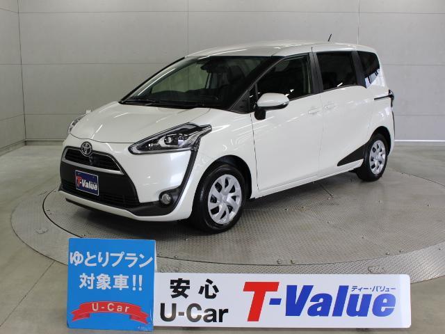 シエンタ(トヨタ) G クエロ 中古車画像