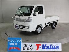 ハイゼットトラックエクストラ 届出済未使用車 T−Value CD キーレス
