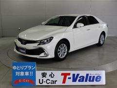 マークX 250G T−Value SDナビ Bモニター TSS−P