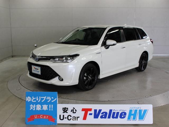 トヨタ ハイブリッドG ダブルバイビー SDナビ LED TSS-C
