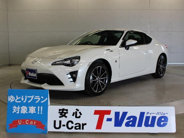 トヨタ GT ナビ Bカメラ ETC LED 6速MT