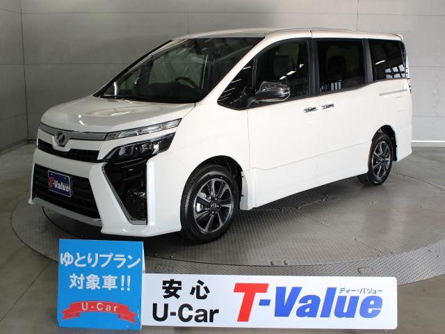トヨタ ZS 煌 登録済未使用車 SDナビ TSS-C