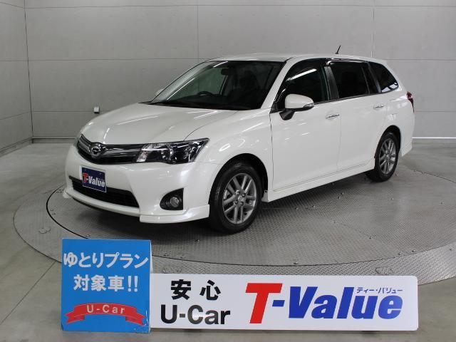 トヨタ 1.5G エアロツアラー・ダブルバイビー ナビ HID
