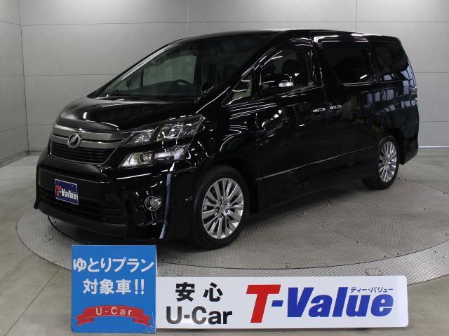 トヨタ 2.4Z ゴールデンアイズII ナビ Bカメラ 後席TV