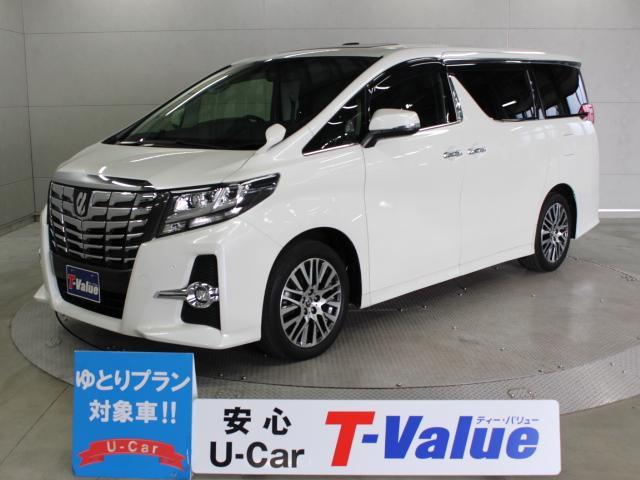 トヨタ 3.5SA Cパッケージ10型ナビ 後席TV Mルーフ