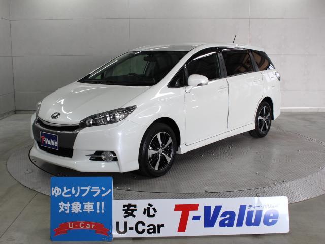 トヨタ 1.8S ナビ フルセグ Bモニター ETC HID