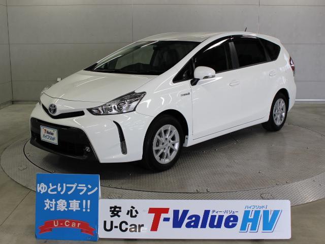 トヨタ S T-ValueHV メモリーナビ ETC