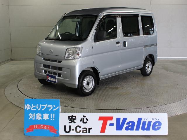 ダイハツ DX ハイルーフ 4WD T-Value