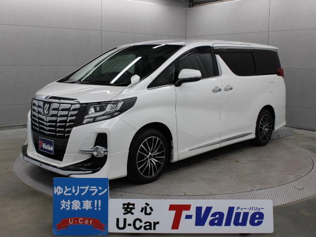 トヨタ 2.5S 10型ナビ 後席TV バックカメラ ETC エアロ