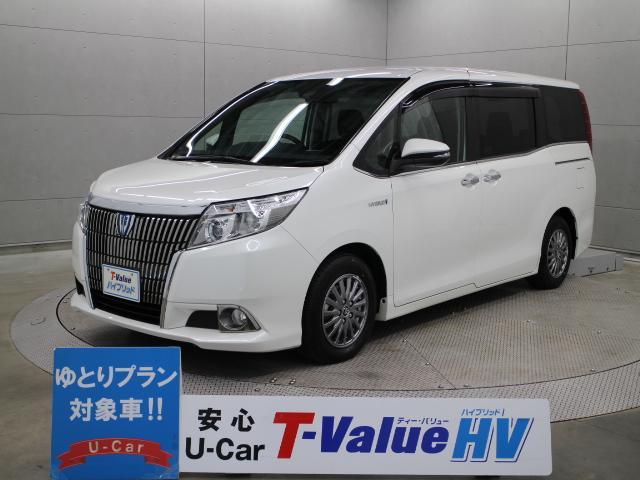 トヨタ ハイブリッドXi ナビ フルセグ シートヒーター TSS-C