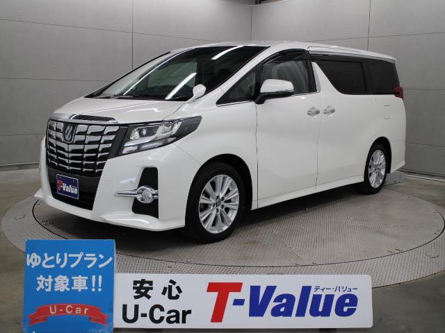 トヨタ 2.5S 9型ナビ 後席TV バックカメラ ETC PCS