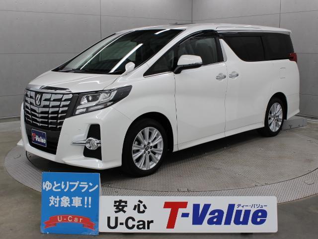 トヨタ 2.5S 10型ナビ 後席TV ETC 両電スラ Mルーフ
