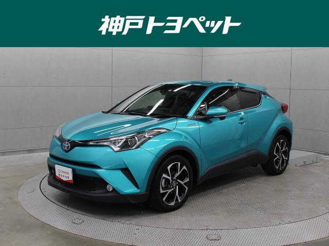 トヨタ C-HR G ナビ バックカメラ ETC TSS-P 新品タイヤ