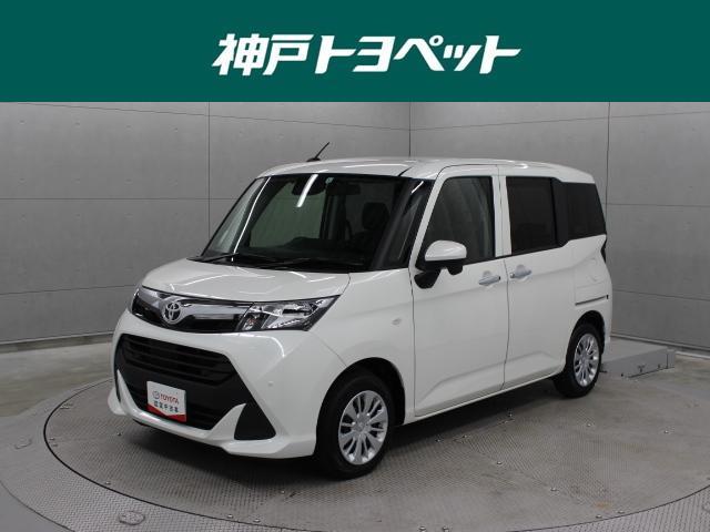 トヨタ タンク X S メモリーナビ ETC SAIII