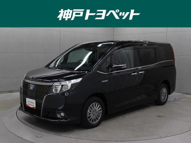トヨタ ハイブリッドGi ブラックテーラード 9型ナビ TSS-C