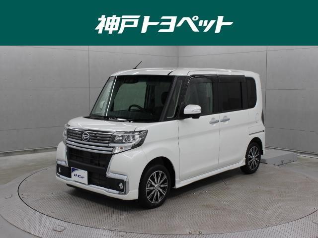 ダイハツ カスタムX トップエディションSAIII ナビ Bカメラ