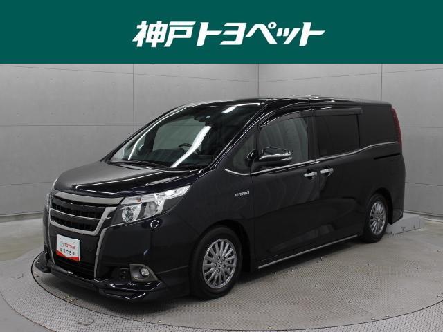 トヨタ ハイブリッドGi ブラックテーラード 10型ナビ TSS-C