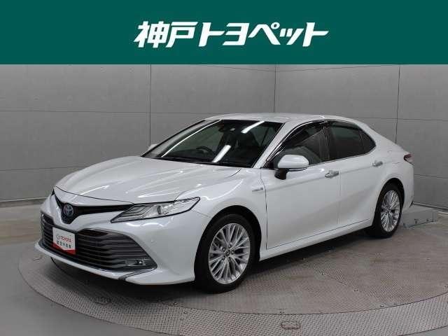 トヨタ Gレザーパッケージ JBLナビ バックカメラ TSS-P