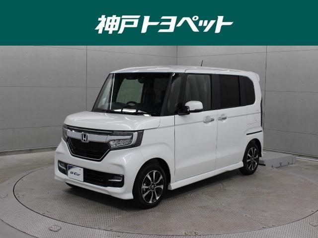 ホンダ G・Lホンダセンシング 届出済未使用車 SDナビ ETC