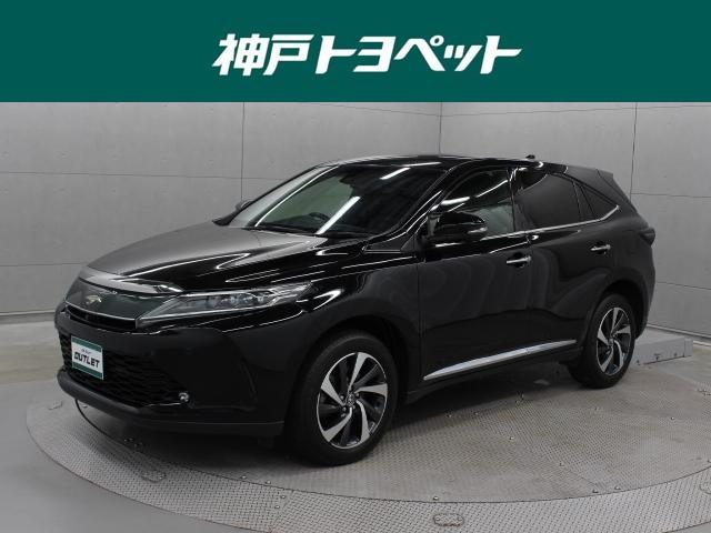 「トヨタ」「ハリアー」「SUV・クロカン」「兵庫県」の中古車