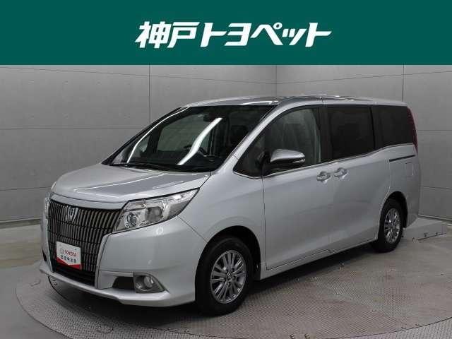 トヨタ エスクァイア Gi 10型ナビ 後席TV バックカメラ ETC LED