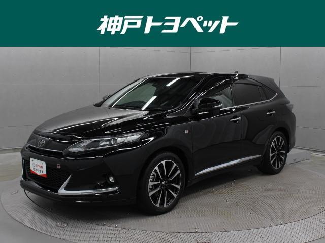 トヨタ ハリアー エレガンス GRスポーツ 9型ナビ Mルーフ TSS-P