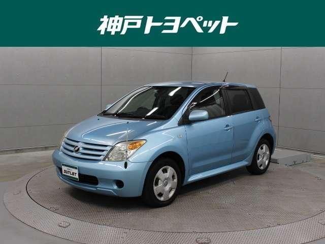 トヨタ イスト 1.3F Lエディション ワンオーナー HDDナビ ETC