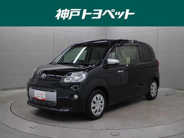 トヨタ ポルテ F アラモード SDナビ バックカメラ ETC