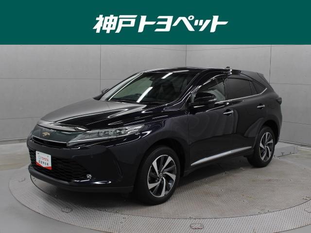 トヨタ ハリアー プレミアム ナビ バックカメラ ETC ICS TSS-P