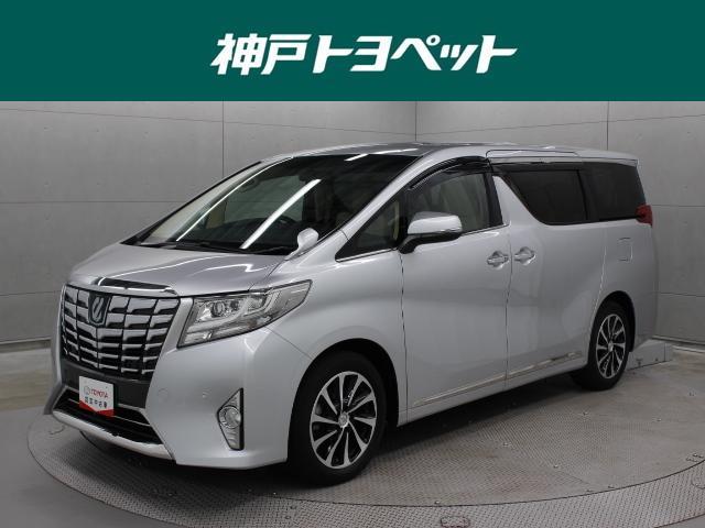 トヨタ 2.5X サイドリフトアップシート装着車 9型ナビ フロントカメラ DSRC 両電スラ ICS PCS