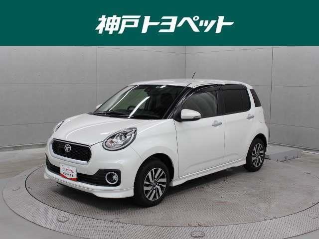 トヨタ パッソ モーダ Gパッケージ SDナビ LED SAII エアロ