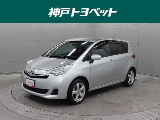 トヨタ ラクティス X CD ETC ワンオーナー