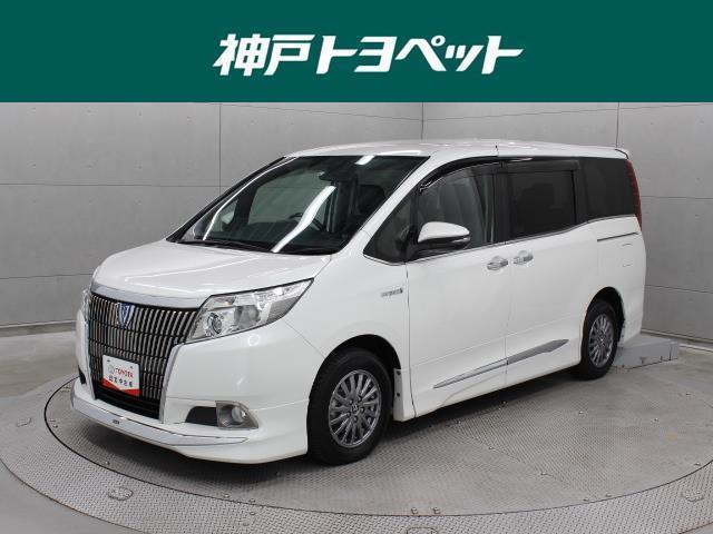 トヨタ ハイブリッドGi SDナビ バックカメラ ETC LED モデリスタエアロ