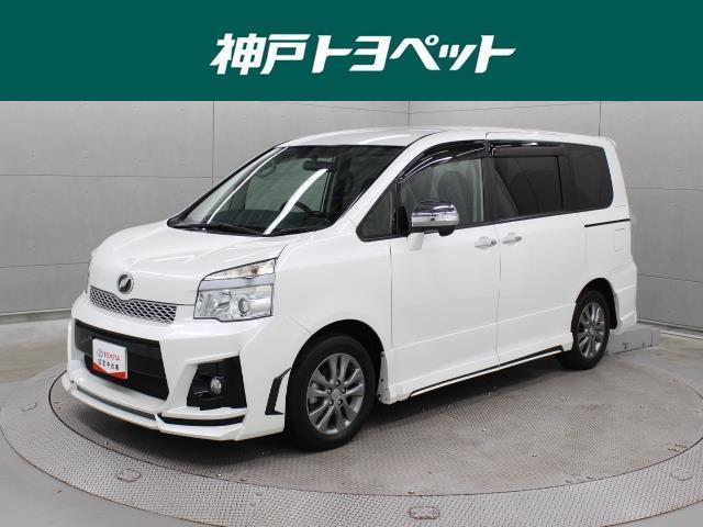 トヨタ ZS 煌III 8型ナビ 後席TV バックカメラ ETC エアロ