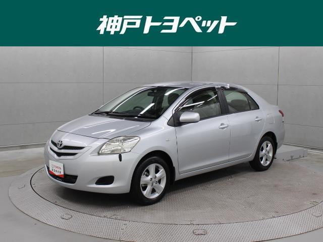 トヨタ ベルタ X CD キーレス 純正アルミ