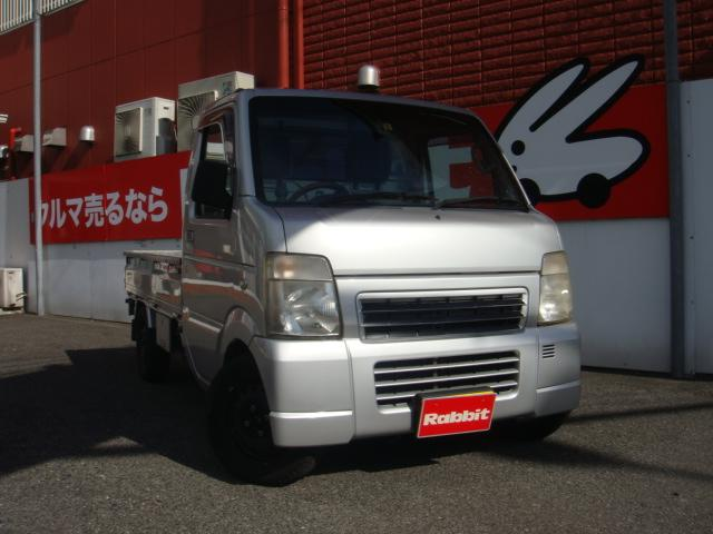 スズキ KCエアコン・パワステ 改 ローダウン 5MT シートカバー