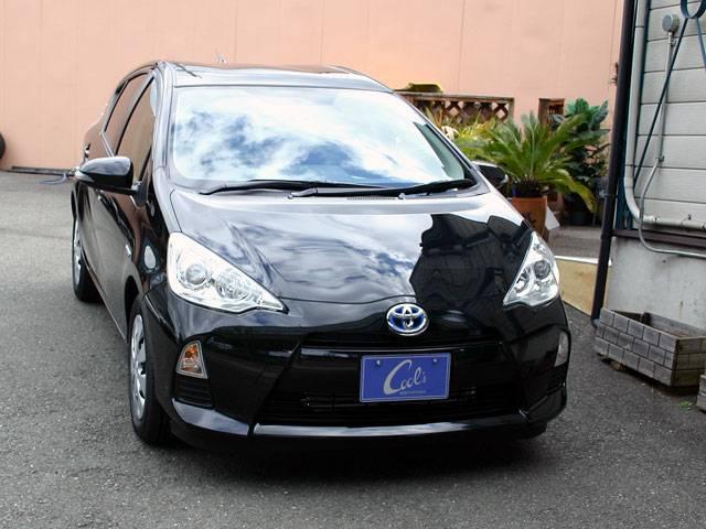 トヨタ S スマートエントリーP HDDナビ地デジフルセグ