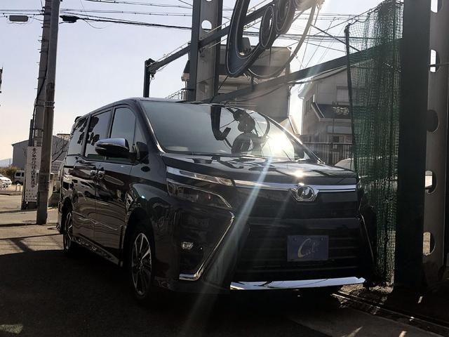 トヨタ ZS 煌  セーフティセンスパッケージ