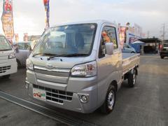 ハイゼットトラックエクストラ ABS ボディーコーティング付 届出済未使用車