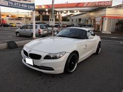 BMW Z4sDrive23i ディーラー車右H純正ナビ赤革スマートキー