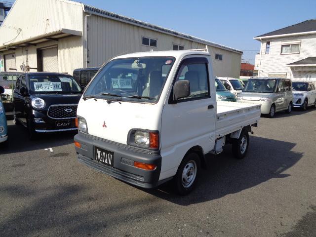 三菱  4WD 5MT エアコン