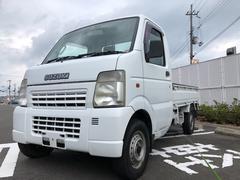 キャリイトラック4WD KCエアコン パワステ 三方開 軽トラック